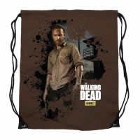 The Walking Dead Rick Grimes Cinch Bag
