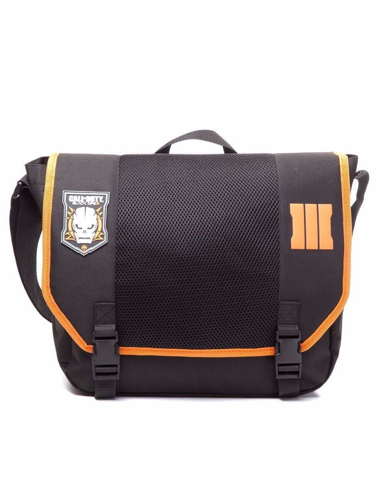 Call of Duty Black Ops 3 Messenger Bag, Official License