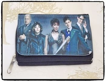 Gotham, Batman Inspired Purse Wallet
