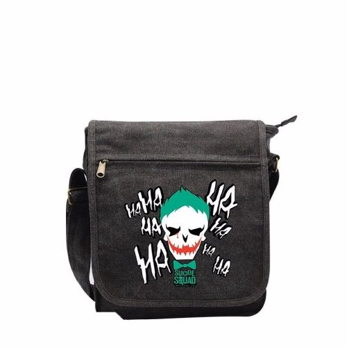 DC Comics, The Joker HAHA, Suicide Squad, Shoulder Side Bag, Official Licen