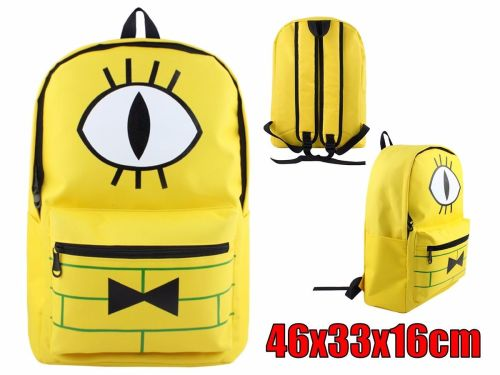 Gravity Falls Bill Cipher Anime Inspired Rucksack Backpack