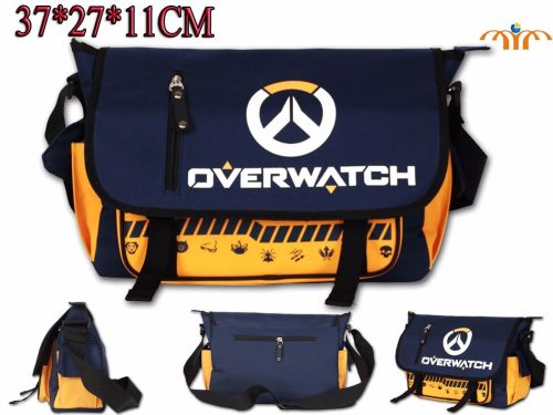 Overwatch Game Inspired Shoulder Bag
