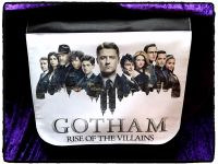 The Victorian Geek Design: Gotham Series, Batman, Shoulder Bag
