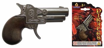 Gun Pirate Garter