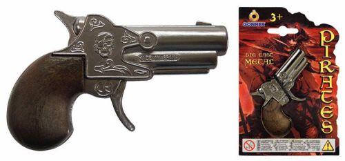 Fancy Dress Pirate Steampunk Gun, Pirates of the Caribbean Gun, Garter Gun