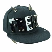 Gothic Freek Spike Cap, Baseball Hat by Poizen Industries