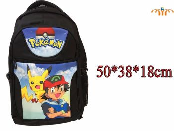 Anime Pokemon Backpack