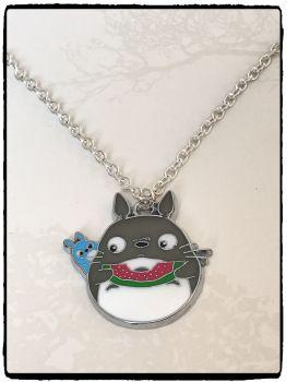 Anime Totoro Pendant