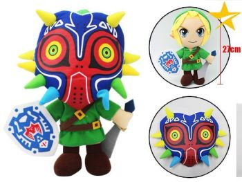The Legend of Zelda Inspired, Link Plush Toy