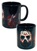 Horror Jason Voorhees, Friday The 13th, Gothic Mug Cup by Darkside