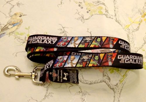 Guardians of the Galaxy Marvel Dog Lead, Pet Dog Leash,Official License Pet