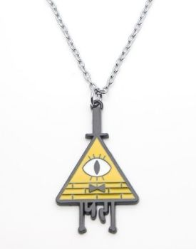 Bill Cipher, Gravity Falls, Anime Pendant Necklace