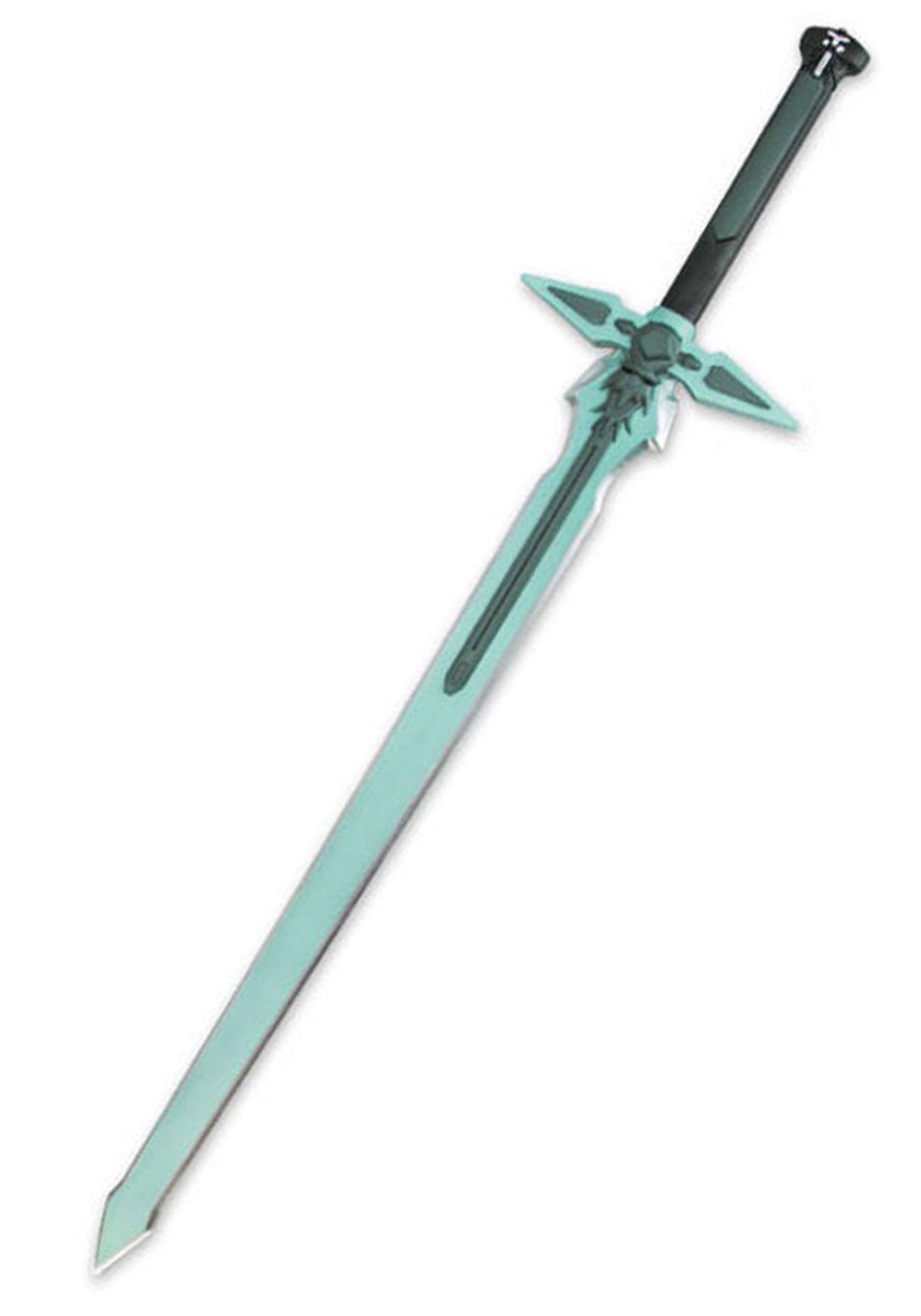 Sword Art Online, Dark Repulser Sword, Foam Cosplay Safe
