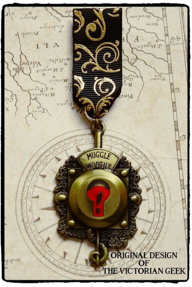 Steampunk, Fantastic Beasts and Where to Find Them, Muggle Worthy Inspired