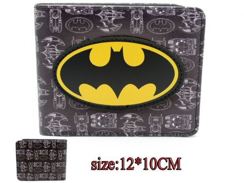Film & TV Batman Gotham Inspired Wallet