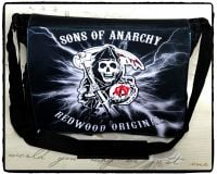 The Victorian Geek Design: Sons of Anarchy Shoulder Bag