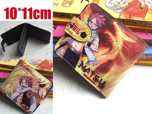 Anime Fairy Tail, Natsu Wallet