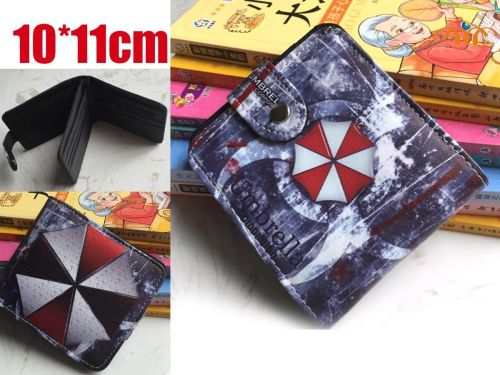 Gaming Resident Evil, Umbrella Corporation Wallet
