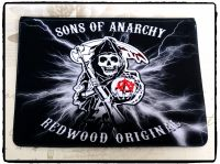 Sons of Anarchy, Original Redwood, Reaper Inspired Exclusive Messenger Bag Flap
