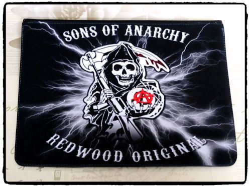 Sons of Anarchy, Original Redwood, Reaper Inspired Exclusive Messenger Bag