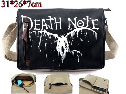 Death Note, Ryuk Anime Messenger Shoulder Bag