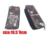 Film & TV Sons of Anarchy, Reaper Squad, Redwood Original Inspired Long Purse Wallet