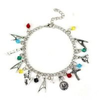 Star Trek Inspired Charm Bracelet