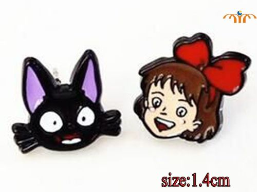 Anime Kiki's Delivery Service Earring Studs