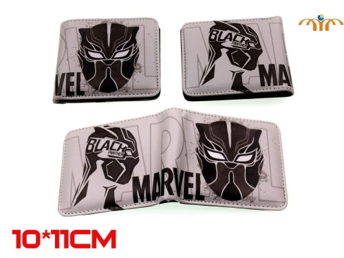 Film & TV Black Panther Wallet