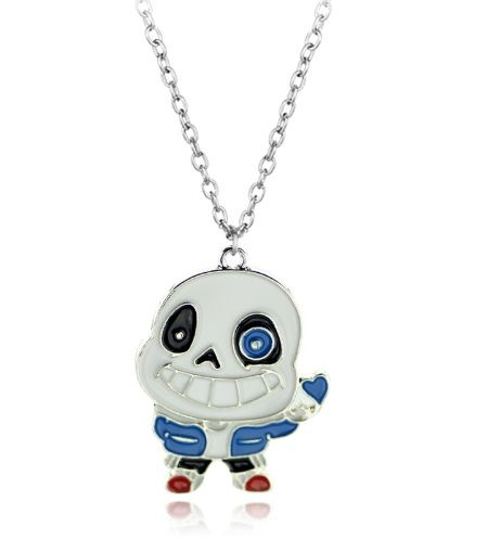 Sans, Undertale Game, Anime, Pendant, Necklace