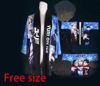 Kimono Style Jacket Yuri On Ice
