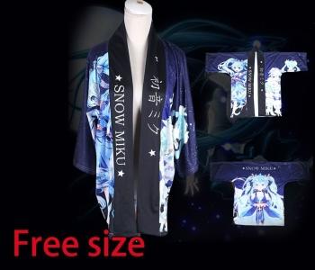 Kimono Style Jacket Hatsune Miku