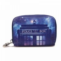 Film & TV Doctor Who, Tardis Official License Coin Purse