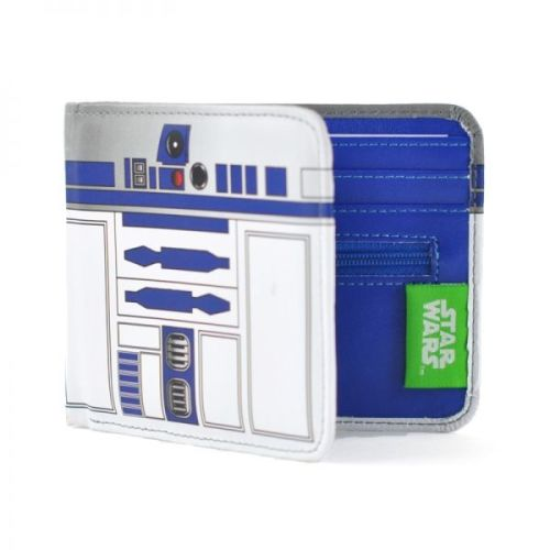 Film & TV Star Wars, R2D2 Official License Wallet