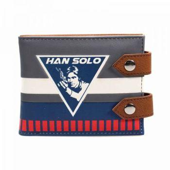 Film & TV Star Wars, Han Solo Official License Wallet