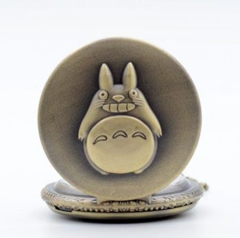My Neighbor Totoro, Totoro Anime Pendant Pocket Watch