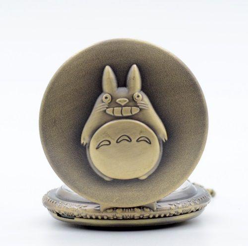 My Neighbor Totoro, Totoro Anime Pendant Pocket Watch