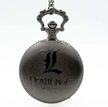 Death Note, L Anime Pendant Pocket Watch