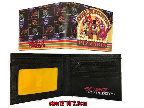 Gaming Five Nights At Freddy's, Freddy Fazbear Wallet