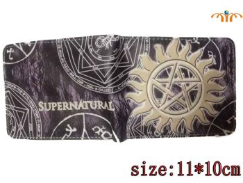 Film & TV Inspired Supernatural Wallet