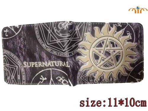 TV & Film Inspired Supernatural Wallet