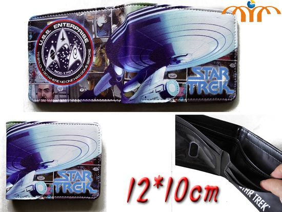 Film & TV Inspired Star Trek Wallet