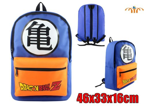 Dragon Ball, Dragon Ball Z, Goku Inspired Rucksack Backpack