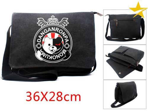 Danganronpa, Monokuma Bear Anime Messenger Shoulder Bag
