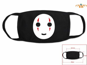 Mouth Mask No Face Spirited Away