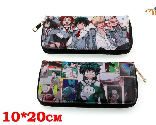 Anime My Hero Academia  Long Purse Wallet