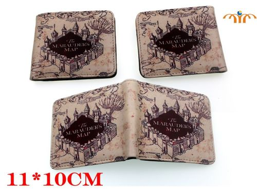 Film & TV Harry Potter, Marauders Map Inspired Wallet