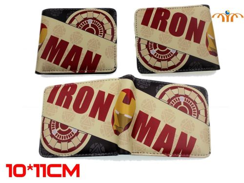 Film & TV Iron Man, Avengers Inspired Wallet