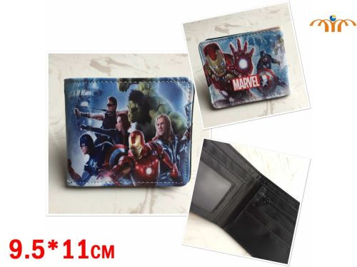 TV & Film Marvel Avengers Inspired Wallet