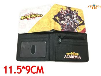 Anime My Hero Academia Wallet